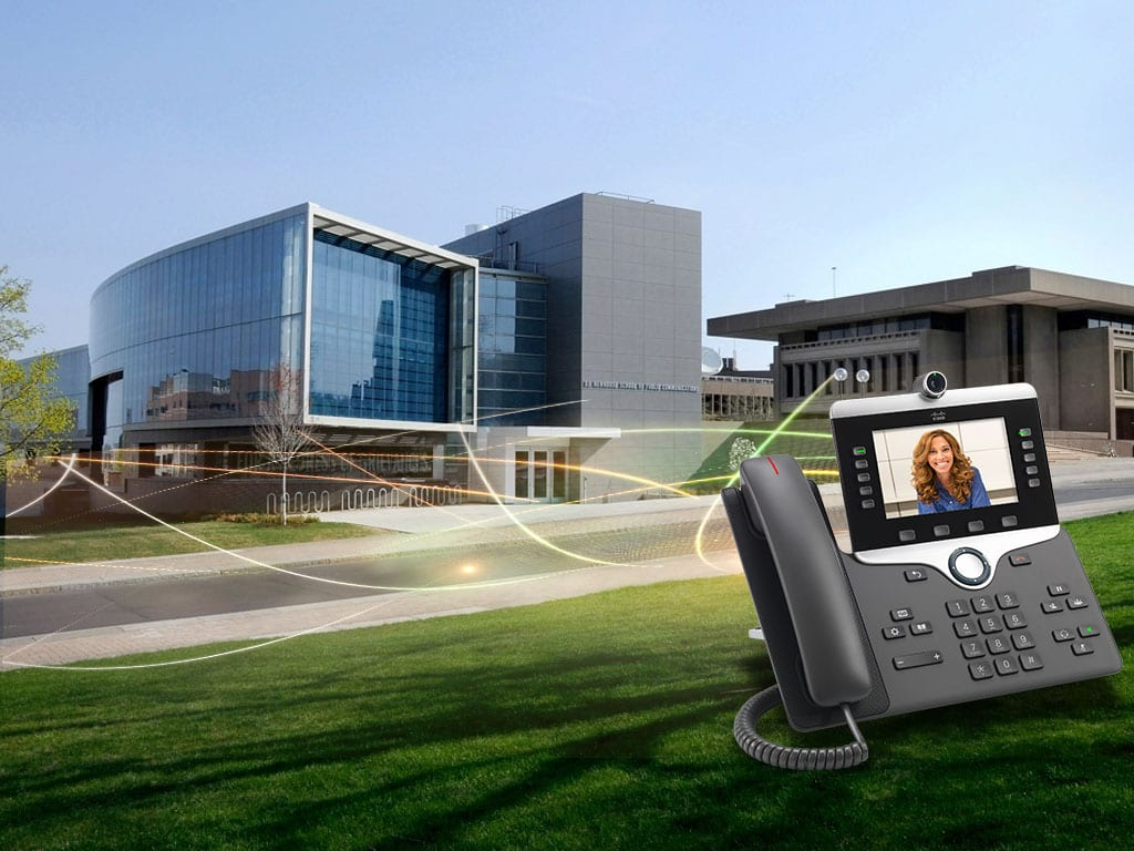 VoIP Implementation Leaves No Doubt that Netsync is the Go-To Solutions Provider for Higher Ed