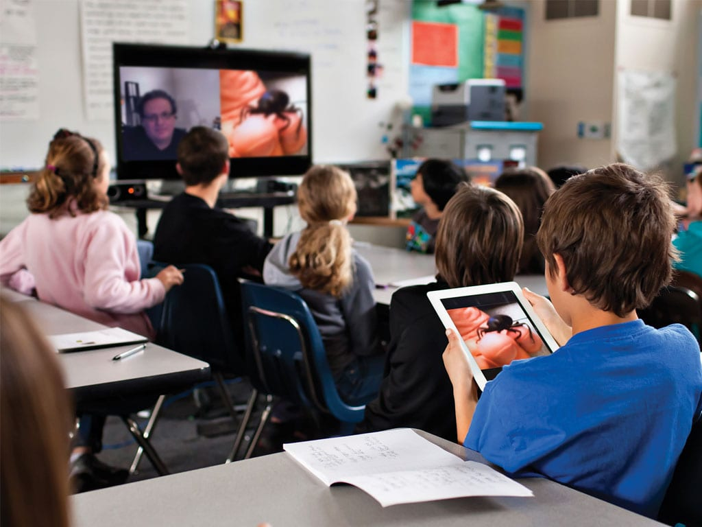 Wireless Solution Grants School District its Communications Wishes