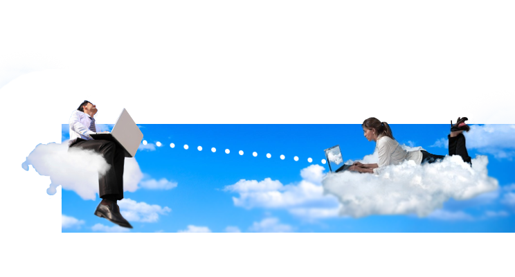 Leveraging the cloud for remote work
