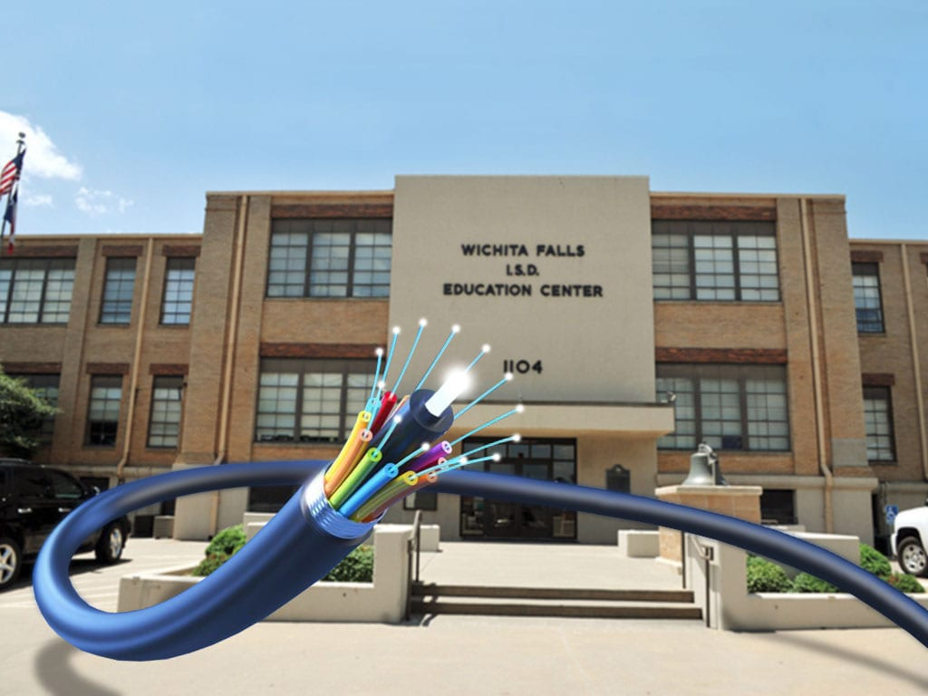 Wichita Falls ISD gets updated WAN, simpler management, lower costs